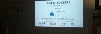 Meet Crystals First – Mit Algorithmen zu neuen Medikamenten
