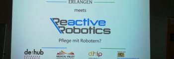 Meet Reactive Robotic – Pflege durch Roboter?